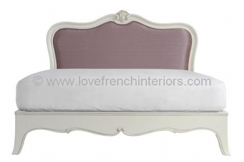 Paris Painted Upholstered Bed
